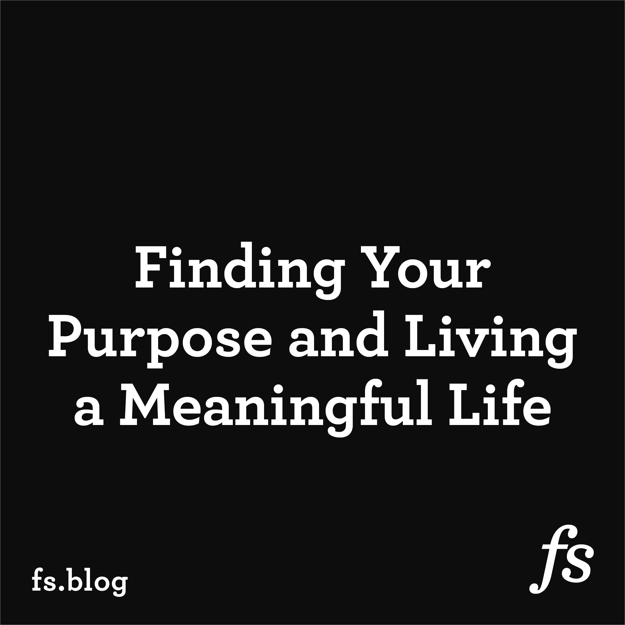 Hunter S. Thompson's Letter On Finding Your Purpose And