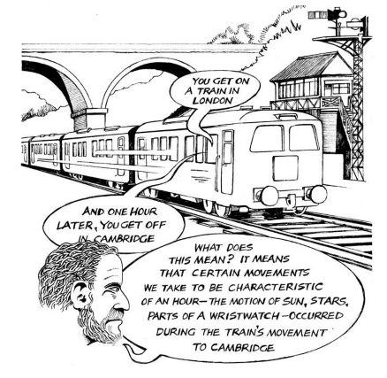 Relationalism-compressed